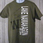 Lake Namakagon T-Shirt Green