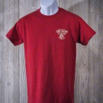 Legendary Tee Front Red