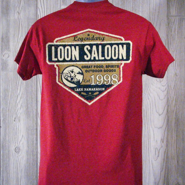 Legendary Loon Saloon T-Shirts