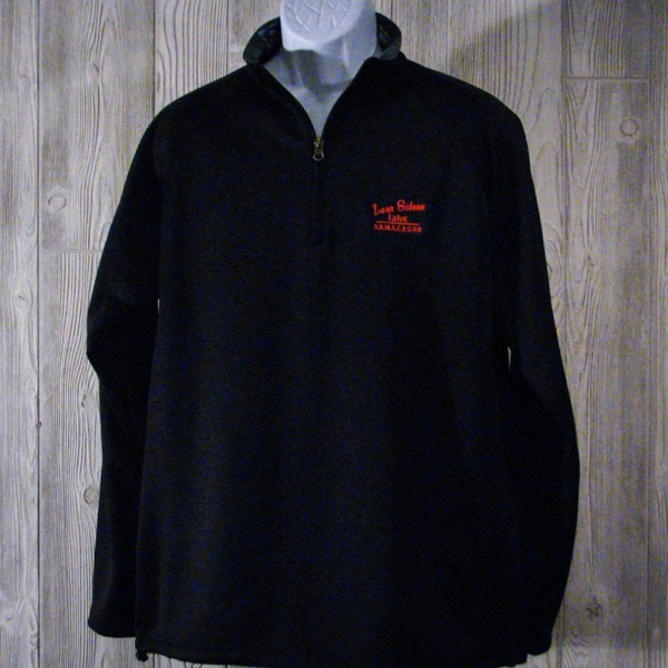 1/4-Zip Loon Saloon Sweatshirt