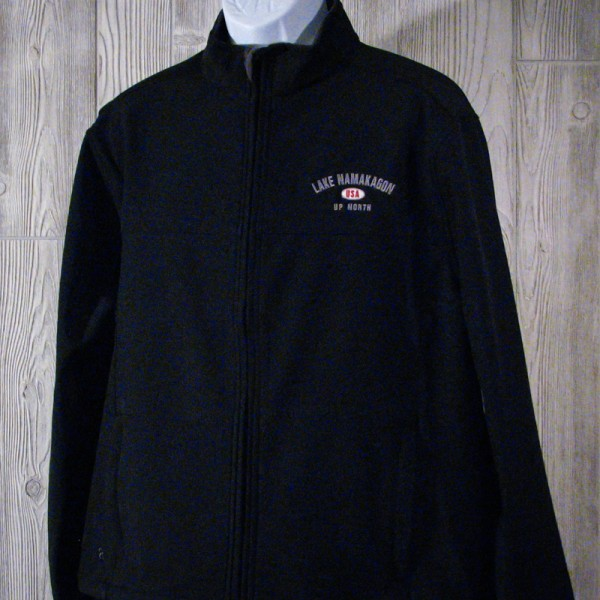 Full Zip Sweatshirt with Loon Saloon